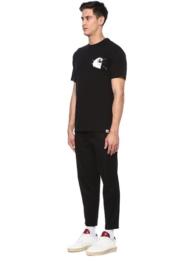 Carhartt Tişört Siyah